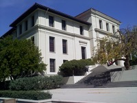 Occidental Johnson Hall